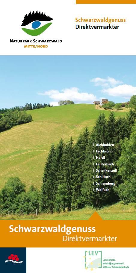 Titelseite Infobroschüre