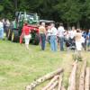 Erlebnistag Landwirtschaft 2010 Forstvorführung
