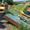 Erlebnistag Landwirtschaft 2010 Hangspezialmaschinen