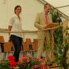 Erlebnistag Landwirtschaft 2015 Verabschiedung Susanne Kopf. Foto: LEV RW