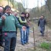 Workshop Zaunbau Wolfach-Kirnbach 2011. Foto: LEV MS