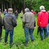 FAKT Blümchenschulung 2016 - Kartierübung Standort 1. Foto: LEV RW