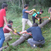 IBG-Camp 2014 Teamwork