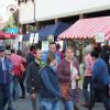 Stand beim Bauernmarkt Schiltach 2016