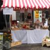 Stand beim Bauernmarkt Schiltach 2015