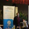 Infoabend Ziegenmilcherzeugung/Monte Ziego - Erzeugerberater Joscha Hierath von Monte Ziego erläutert die Wirtschaftlichkeit der Ziegenmilcherzeugung. Foto: LEV MS