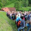 Annerose Schmieder, Kräuterpädagogin aus Schenkenzell, gibt einen Einblick in die Welt der Heilpflanzen. Foto: LEV MS