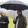 Besuch Minister Hauk am 6. Oktober - Begrüßung in Schiltach-Lehengericht. Foto: LEV MS