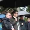 Besuch Minister Hauk am 6. Oktober - Viele Themen werden angesprochen und diskutiert. Foto: LEV MS
