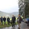 Besuch Minister Hauk am 6. Oktober - Auch das Thema Wolf, De-Minimis-Regelung und AZL treibt die Landwirte um. Foto: LEV MS