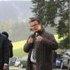 Besuch Minister Hauk am 6. Oktober - Statement von Minister Hauk zu aktuellen Themen. Foto: LEV MS