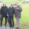 Besuch Minister Hauk am 6. Oktober. Foto: LEV MS