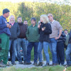 Herdenschutz in der Praxis am 11. Oktober - unter den Zuhörern wurde rege diskutiert. Foto: LEV MS