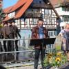 Karlheinz Schillinger verwies als Vertreter für Ortsbauern und Landfrauen auf den verantwortungsbewussten Umgang der Schwarzwälder Landwirte mit der Natur.  Foto: LEV MS