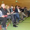 Geladene Gäste und Referenten. Foto: LEV MS