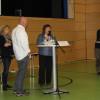 Landtagsabgeordnete Martina Braun (GRÜNE) war ebenfalls zu Gast und nahm an der lebhaften Diskussion teil. Foto: LEV MS