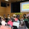 Vertreter lokaler Verbände und Interessensgruppen tauschten sich zum Thema Wolf aus. Foto: LEV MS